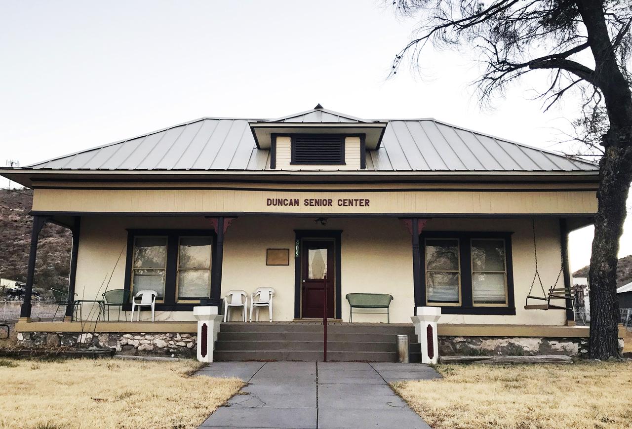 Duncan Senior Center