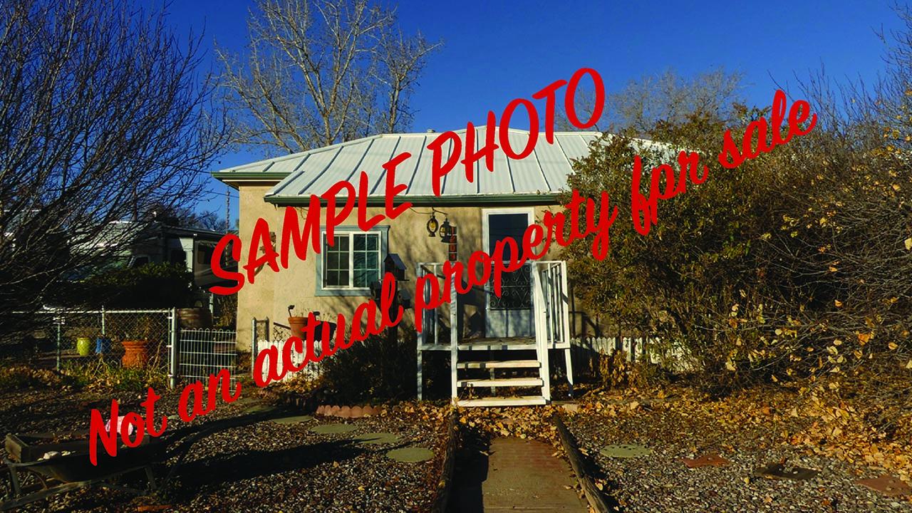 Sample House Photo